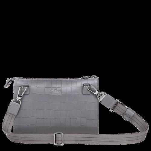 Cross body bag, Grey, hi-res - View 3 of 3