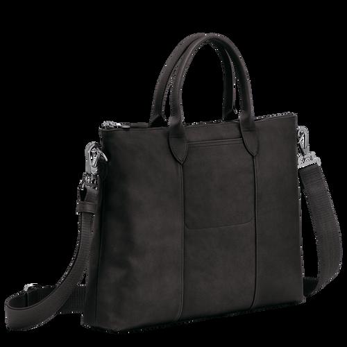 Top handle bag, Black, hi-res - View 2 of 3
