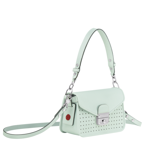 Crossbody bag, Celadon, hi-res - View 2 of 3