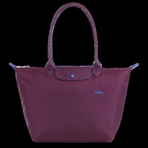 Shoulder bag L, Plum - View 1 of  3 -