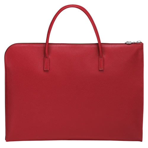 Briefcase S, Red - View 3 of 3 -