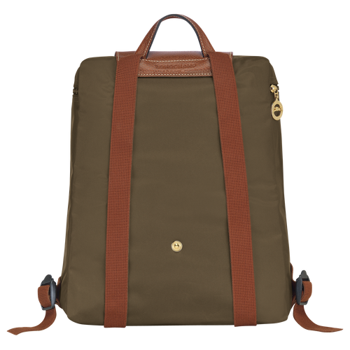 Backpack, Khaki - View 3 of 5 -