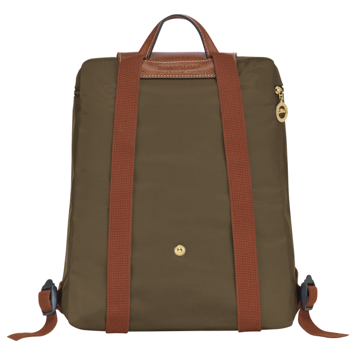 Backpack, Khaki - View 3 of 5 - zoom in