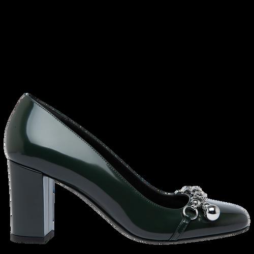 Zapatos de tacón, Verde Longchamp - Vista 1 de 2 -