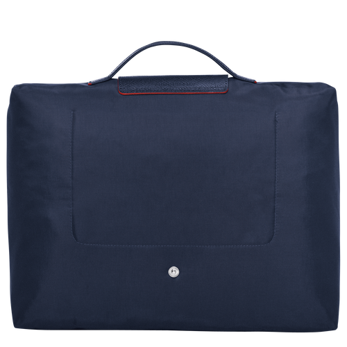Briefcase S, Navy - View 3 of  5 -