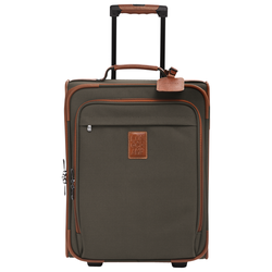 Small wheeled suitcase, 042 Brown, hi-res
