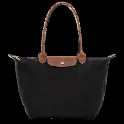 Shoulder bag L Le Pliage Original Black (L1899089001)   Longchamp US