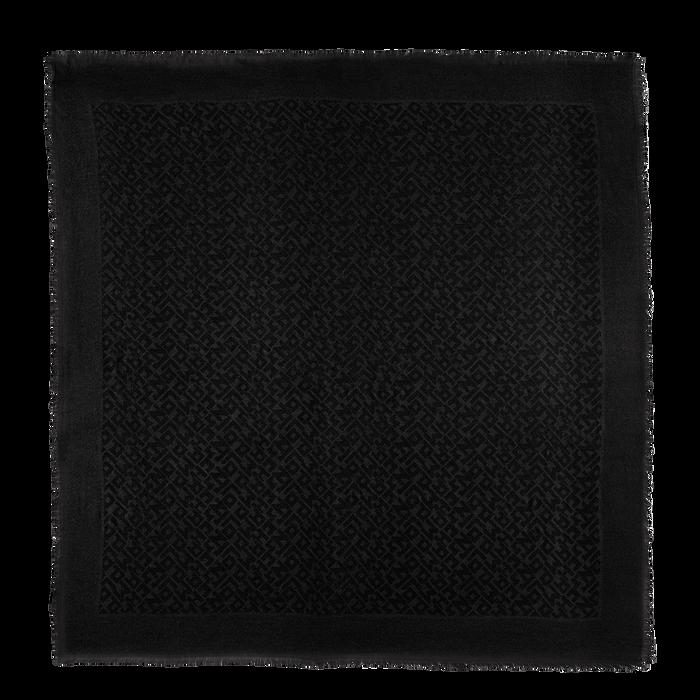 Collectie voor Lente/Zomer 2021 Damesstola, Zwart