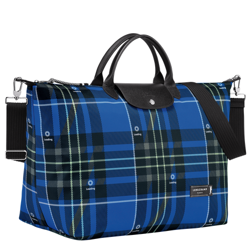 Travel bag L, Blue - View 2 of 3 -