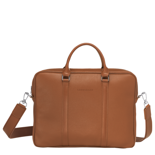 Briefcase XS, Caramel - View 1 of 3 -