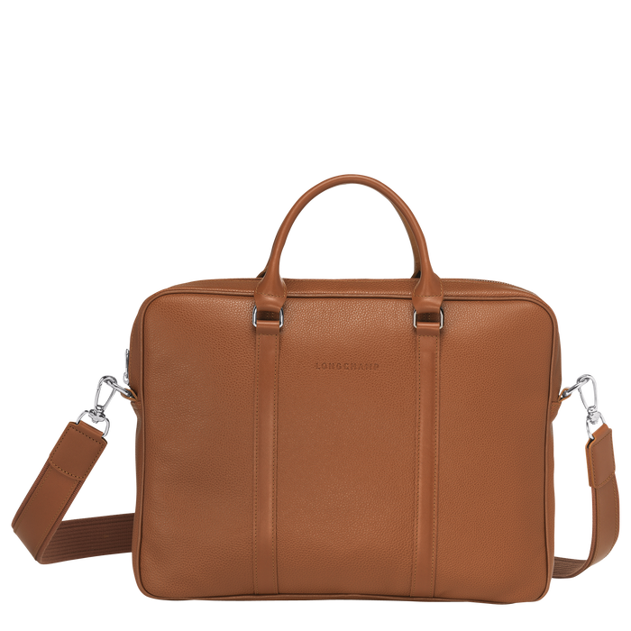 Briefcase XS, Caramel - View 1 of 3 - zoom in