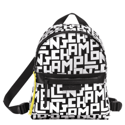 Backpack S, 067 Black/White, hi-res