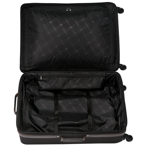 View 3 of Wheeled suitcase L, 001 Black, hi-res