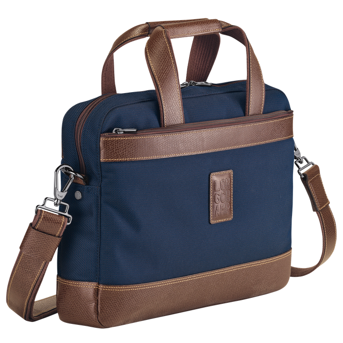 Briefcase S, Blue - View 2 of  3 - zoom in