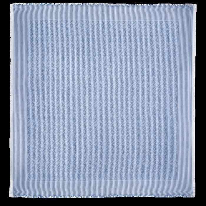 Damenschal, Blau - Ansicht 1 von 1 - Zoom vergrößern