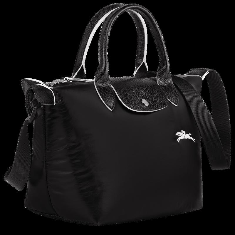 Le Pliage Collection Top handle bag S, Black