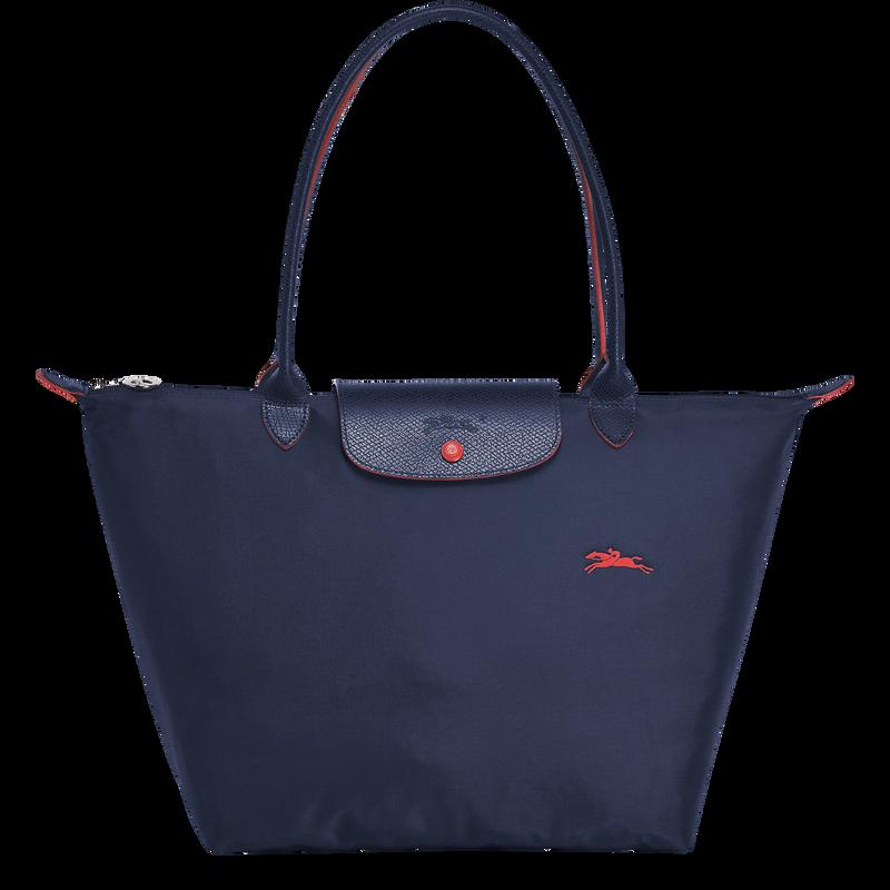 Shoulder bag L, Navy - View 1 of  6 - zoom in