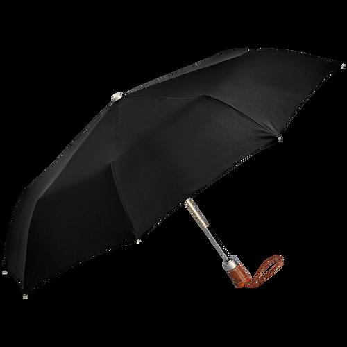 Retractable umbrella, Black/Ebony - View 1 of 1 -