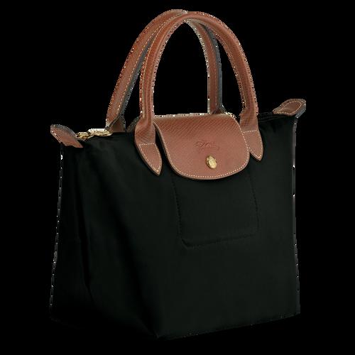 Sac porté main Le Pliage Noir (L1621089001) | Longchamp FR