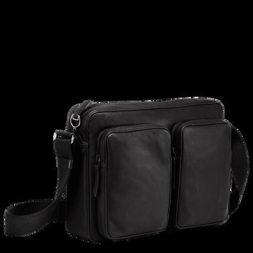 Parisis Crossbody bag, Black