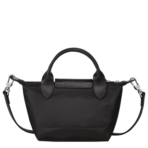 Top handle bag XS, Black - View 3 of  5 -