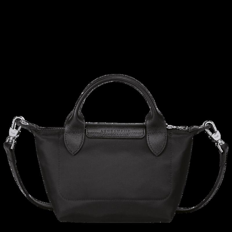 Top handle bag XS, Black - View 3 of  5 - zoom in