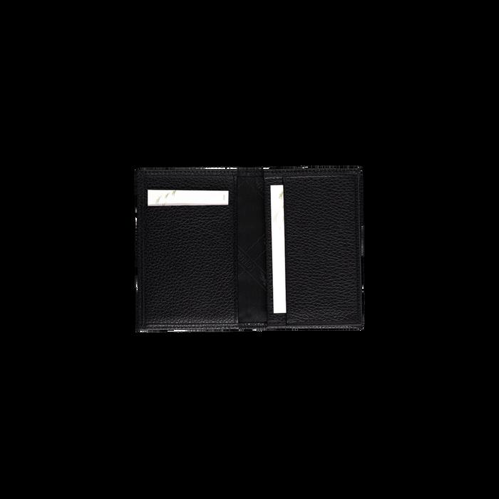 Porte-cartes, Noir - Vue 3 de 3 - agrandir le zoom