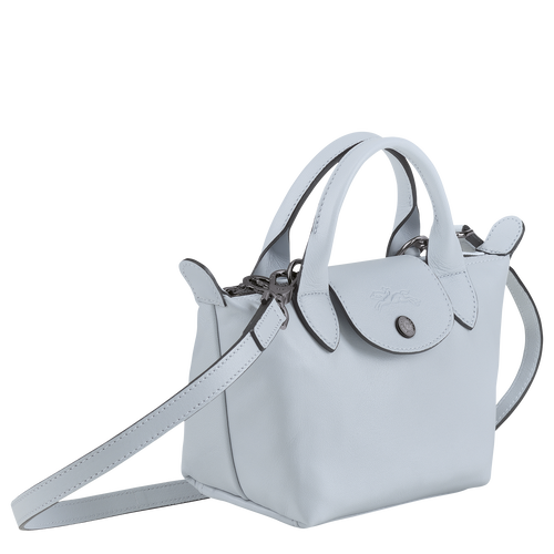 Top handle bag XS, Sky Blue - View 2 of  5 -