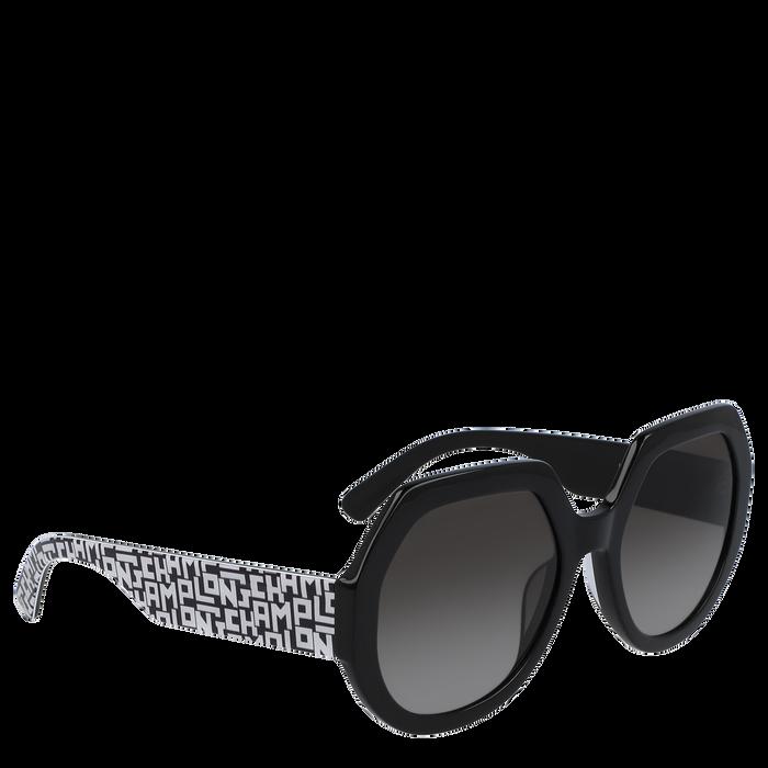 Fall-Winter 2021 Collection Sunglasses, Black