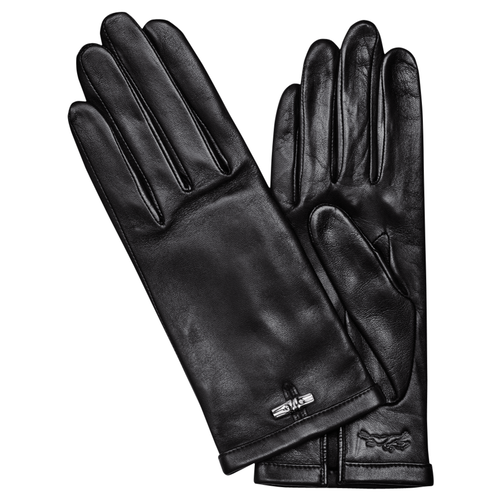 Ladies' gloves, Black/Ebony - View 1 of  1 -