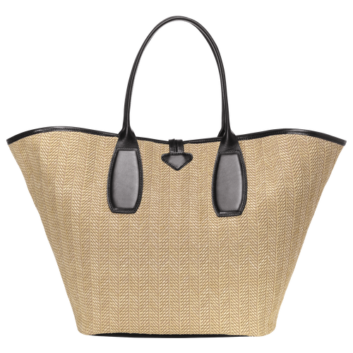 Shoulder bag, Natural, hi-res - View 3 of 3