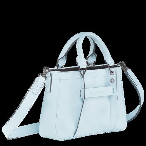 Top handle bag S, Cloud Blue, hi-res - View 2 of 3