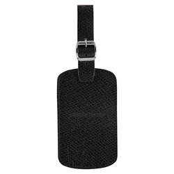 Luggage tag, 001 Black, hi-res