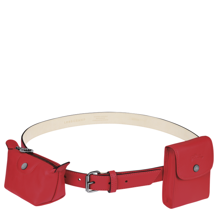 Ladies' belt, Red - View 1 of  1 - zoom in