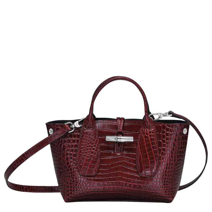 Top handle bag S, Burgundy - View 2 of 4 - zoom in