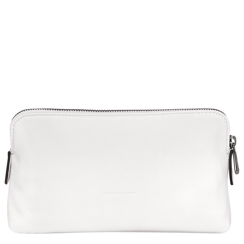 View 3 of Pouch, White, hi-res