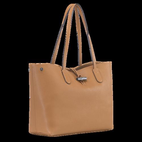 View 2 of Essential Shoulder bag L, Natural, hi-res