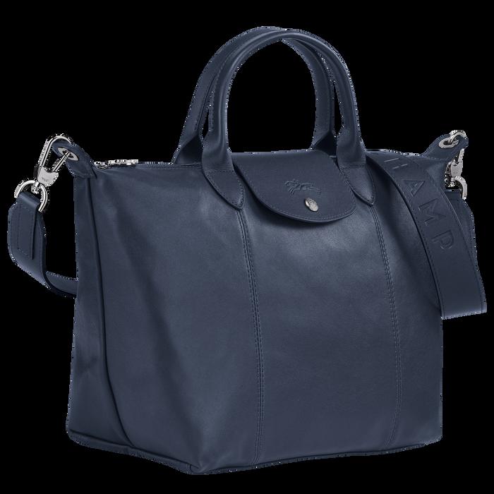 Handtasche M, Navy - Ansicht 2 von 5 - Zoom vergrößern