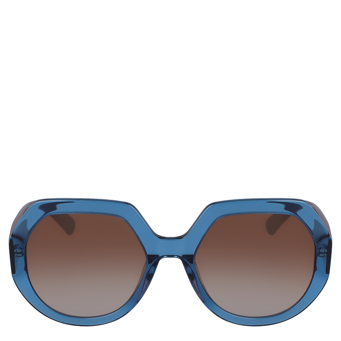Sunglasses, Blue - View 1 of 3.0 - zoom in