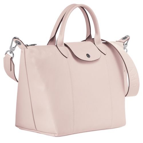Top handle bag M, Pale Pink - View 2 of  3 -