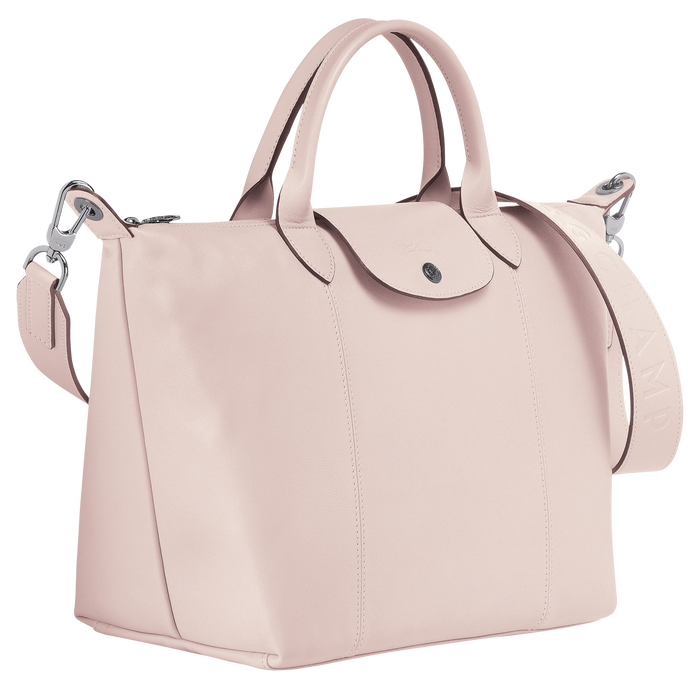 Top handle bag M, Pale Pink - View 2 of  3 - zoom in