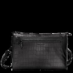 Messenger bag, 001 Black, hi-res