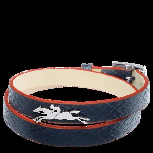 Le Pliage Club Bracelet, Navy