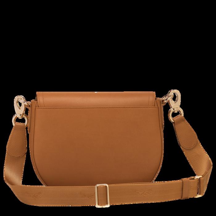 Cavalcade 斜背袋 M, 黃褐色