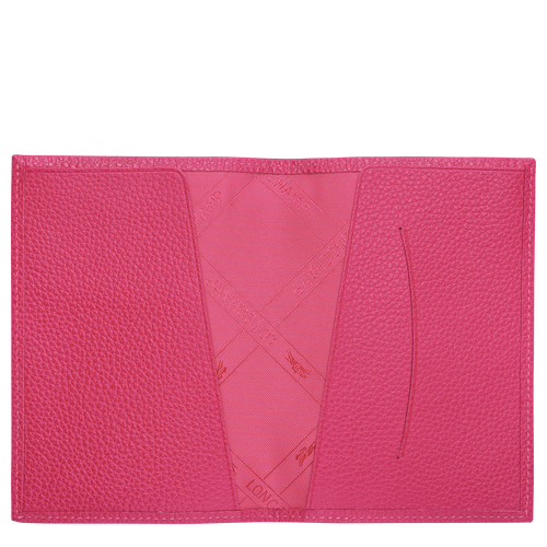 Passport cover, Pink/Silver - View 2 of  2 -