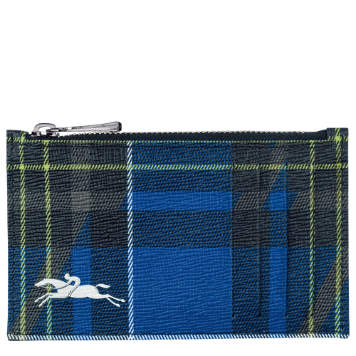 Coin purse, Blue - View 1 of  2 -