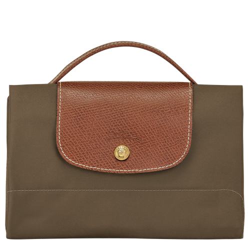 Briefcase S, Khaki - View 4 of  4 -