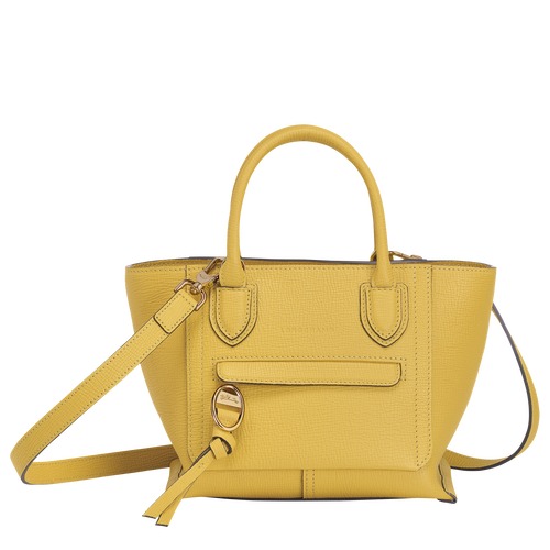 Top handle bag S, Yellow - View 1 of  3 -