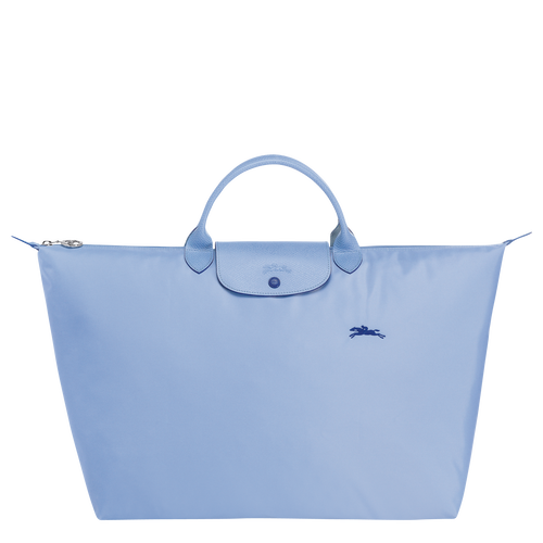 旅行袋 L, 藍色, hi-res - View 1 of 4