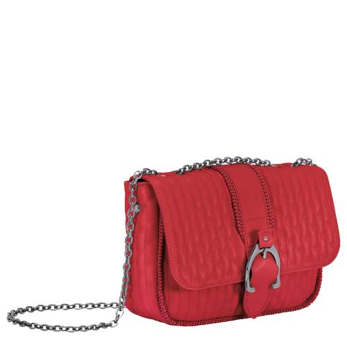 Crossbody bag S, Red - View 2 of 3 -